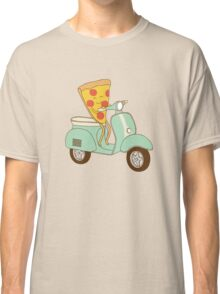 pizza delivery Classic T-Shirt