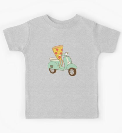 pizza delivery Kids Tee