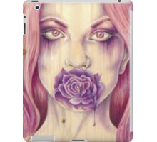 Blood Roses iPad Case/Skin