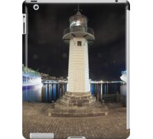 the magic of lighthouses 3 iPad Case/Skin