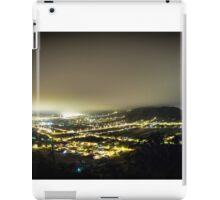 Santa Cruz de La Laguna iPad Case/Skin