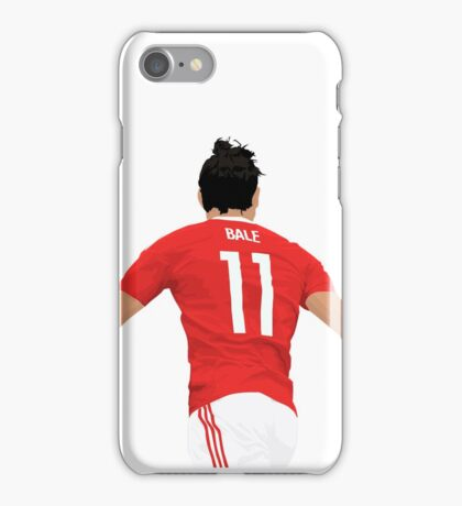Gareth Bale | Wales iPhone Case/Skin