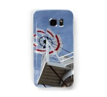 Cley Windmill Fantail Samsung Galaxy Case/Skin