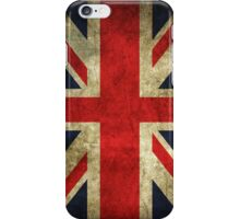Classic British Flag iPhone Case/Skin
