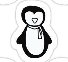 Penguin Fashion Sticker