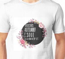 Autumnal Bliss Unisex T-Shirt