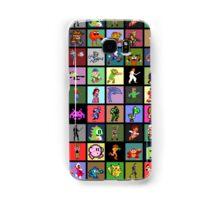 Pixel Heroes Samsung Galaxy Case/Skin