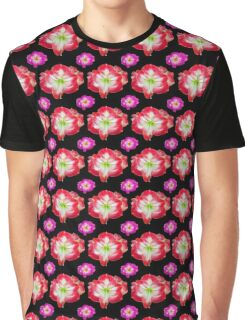 Amaryllis Graphic T-Shirt