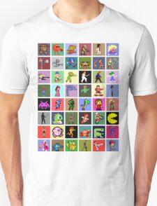 Pixel Heroes Unisex T-Shirt