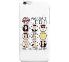 Project LEDA - Orphan Black iPhone Case/Skin