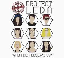 Project LEDA - Orphan Black T-Shirt