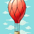 Hot Air Balloon by freeminds