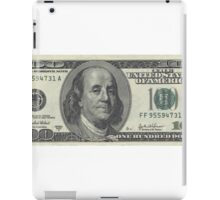 MONEY  iPad Case/Skin