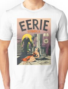 Eerie Comics - The Ghoul Approaches Unisex T-Shirt