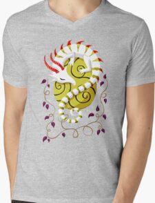 Dragon Egg Mens V-Neck T-Shirt