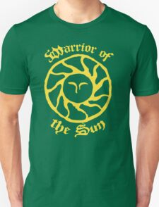 Warrior of the Sun Unisex T-Shirt