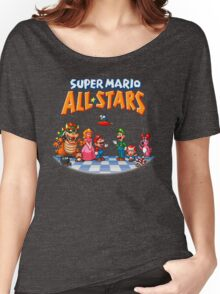 ALL STARS Women's Relaxed Fit T-Shirt