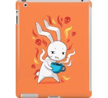 Caffeinated iPad Case/Skin