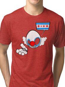 Helping Handout Tri-blend T-Shirt