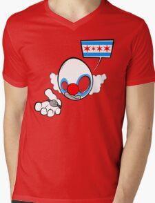 Helping Handout Mens V-Neck T-Shirt