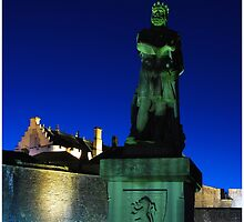 King Robert The Bruce by MY Scotland