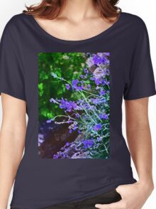 Lavender 4 Women's Relaxed Fit T-Shirt