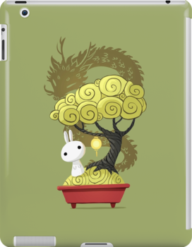 Bonsai Bunny by freeminds