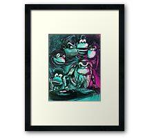 Take It To the Fridge Cranky Donkey Kong 64 Framed Print