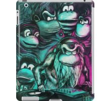 Take It To the Fridge Cranky Donkey Kong 64 iPad Case/Skin