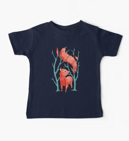 Winter Fox Baby Tee
