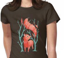 Winter Fox Womens Fitted T-Shirt