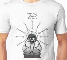 Undertale sends you LV Unisex T-Shirt