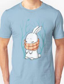 Winter Bunny Unisex T-Shirt