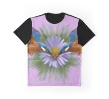 Kingfishers Diving Graphic T-Shirt