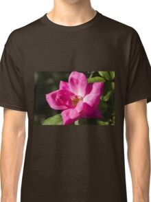 roses in the garden Classic T-Shirt