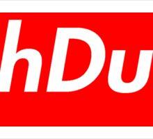 Suh Dude Supreme Box Logo Sticker