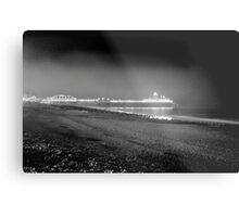 Eastbourne Pier East Sussex England UK 2003 Metal Print