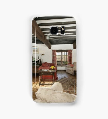 Cley Windmill's Round Rooms Samsung Galaxy Case/Skin