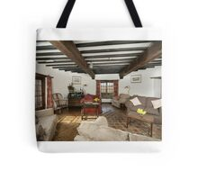Cley Windmill's Round Rooms Tote Bag