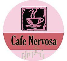 Cafe Nervosa Photographic Print