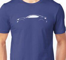 ZN6 Brushstroke Silhouette Unisex T-Shirt