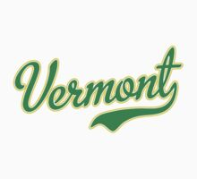Vermont Script Green by USAswagg2