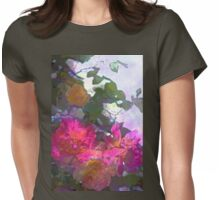 Rose 206 Womens Fitted T-Shirt