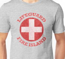 Lifeguard Fire Island Unisex T-Shirt