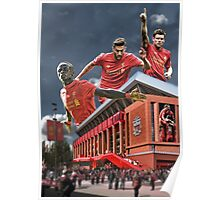 This is Anfield Poster