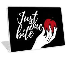 Just One Bite Laptop Skin