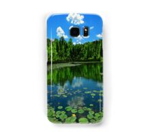 The arrow flies when you dream, the hours tick away..In the fullness of time, a garden to nurture and protect..it's the measure of life Samsung Galaxy Case/Skin