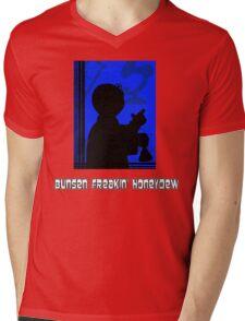 Beeker's Boss Mens V-Neck T-Shirt