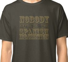Best of British tv | Monty Python Ocre Classic T-Shirt