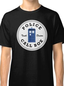 The Doctor's Converse Classic T-Shirt